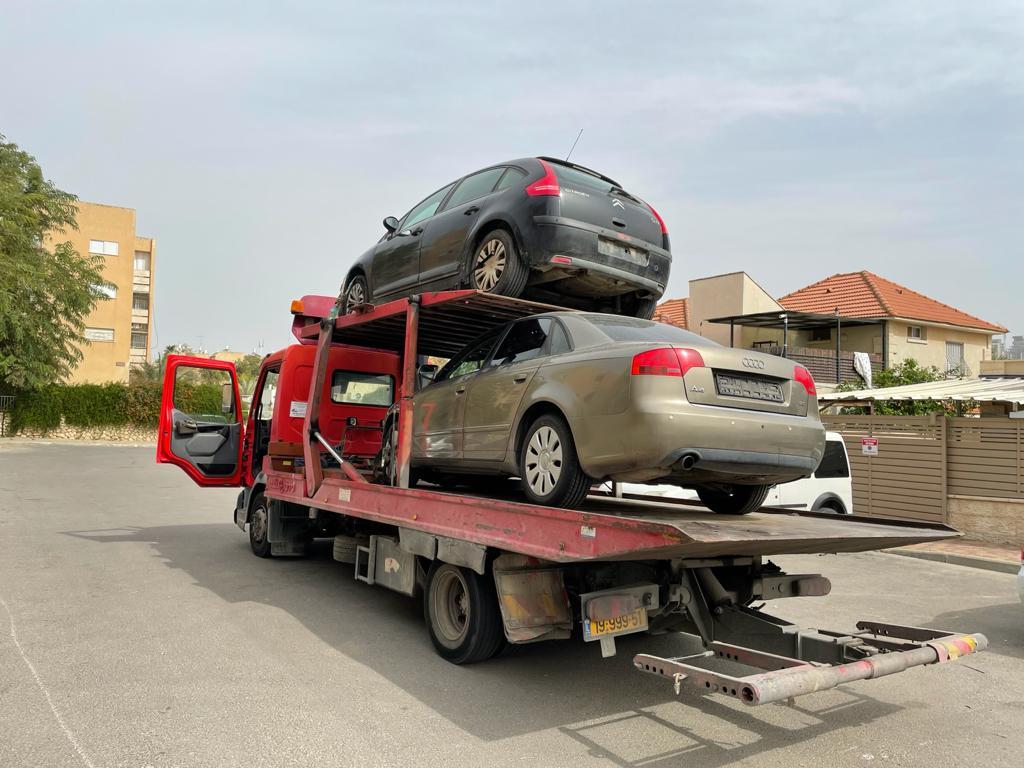 האם שווה ב2021 למכור רכב לפירוק?